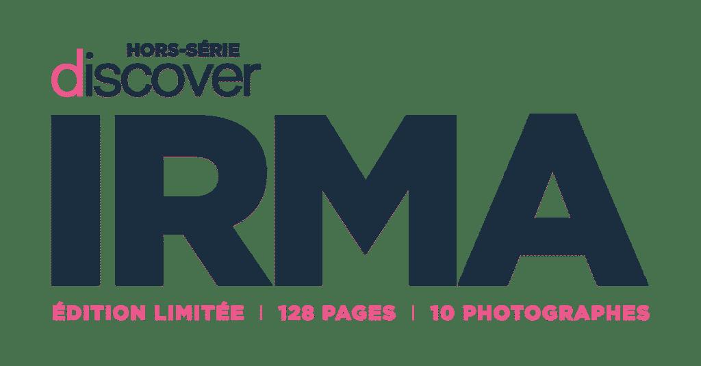 Hors série Discover - Magazine IRMA, édition limitée, 128 pages, 10 photographes